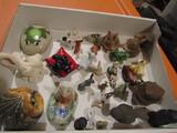 Lot of Miniture Figurines