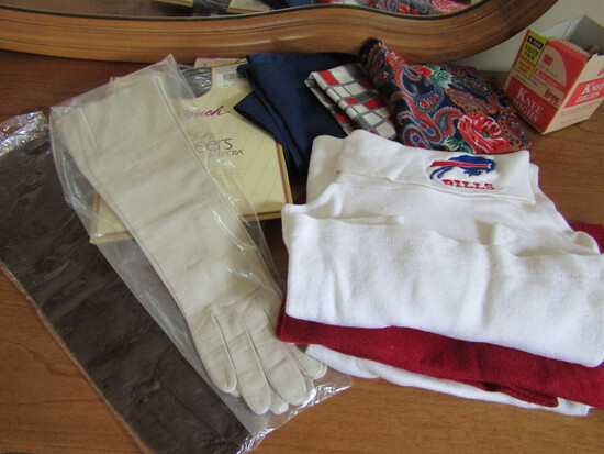 Vintage Clothes, Stockings, Gloves, Turtlnecks, Bills Turtleneck Shirt