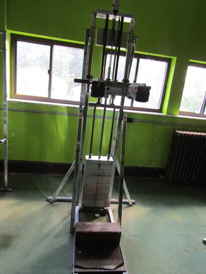 Standing Calf Press Machine