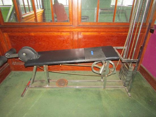 Calf Exercise Bench