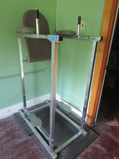 Stationary AB Press/Crunch Station