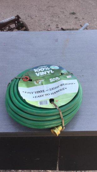 50 ft lightweight garden hose