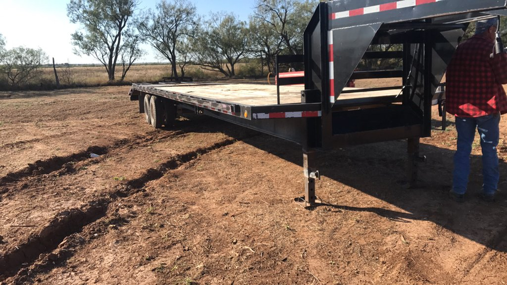 2007 Sure DTG Flat bed