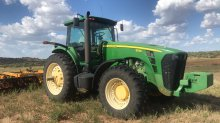 2006 JD 8130 Tractor