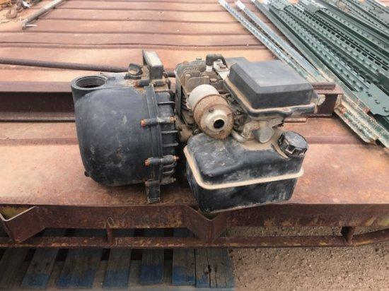 Pacer 3.5HP Water Pump
