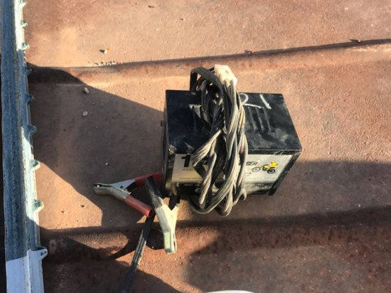 1amp Motor Cycle Charger