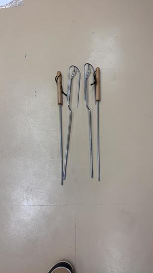 Coleman BBQ tool set