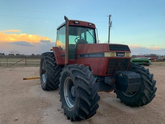 Online Farm Equipment Auction