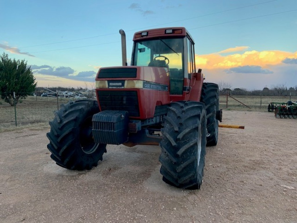 1990 Case 7130 175hp MFWD Tractor