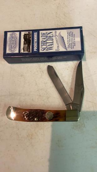 SCHRADE Walden everlasting Sharp Knife