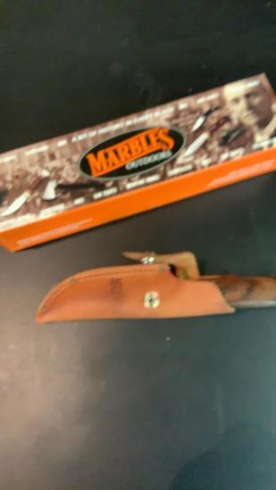 Marble's Outdoor hunting Knife