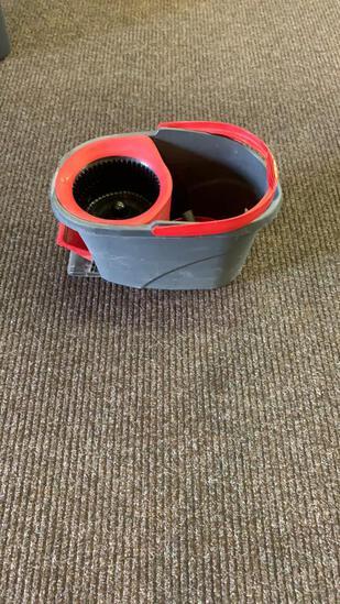 Spin bucket & mop heads