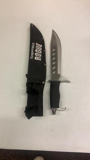 Sheffield ROGUE knife
