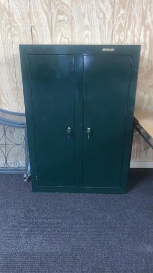STACK-ON double door security/gun cabinet
