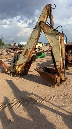 Ford Backhoe Attachment