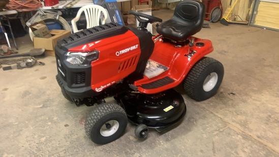 Troy-Bilt Bronco 46X Riding mower
