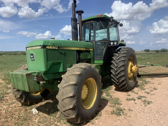 JD 4650 Tractor