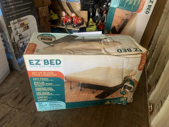 New Simpli Comfy Queen EZ air bed