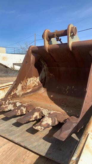 Gelth 5' Excavator Bucket