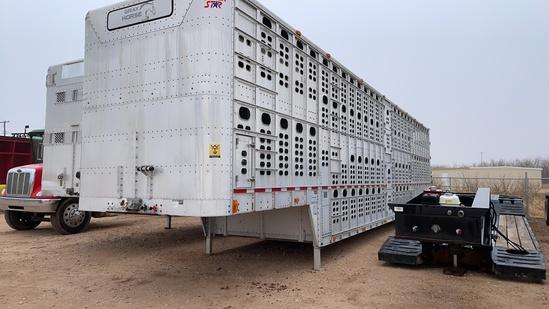 2005 Wilson 53' Cattle Pot