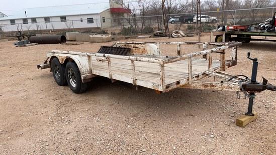 16' Big Tex Utility trailer