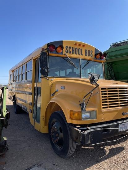 1997 Thomas School Buss