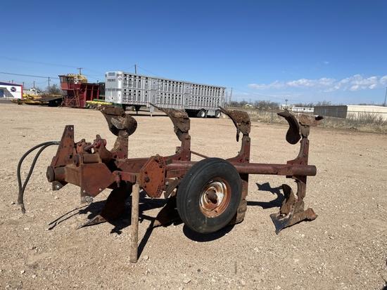 4 bottom rollover plow