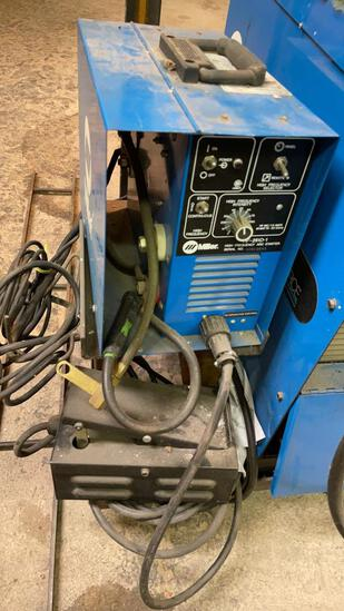 Miller HF-251D-1 High Frequency Unit for TIG