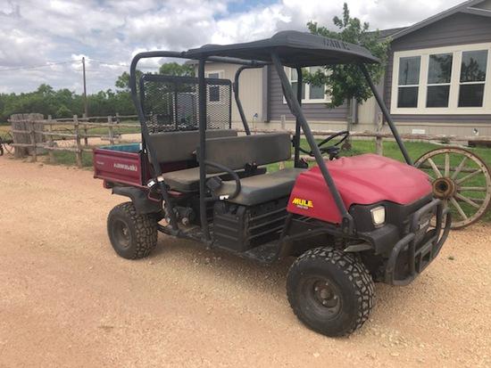 2021 Agrotk Skid Steer Mower