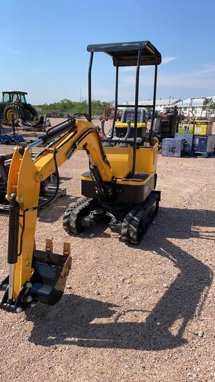 New 2021 AGROTK YM-10 Mini Excavator