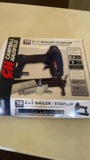CH 18ga nailer/stapler