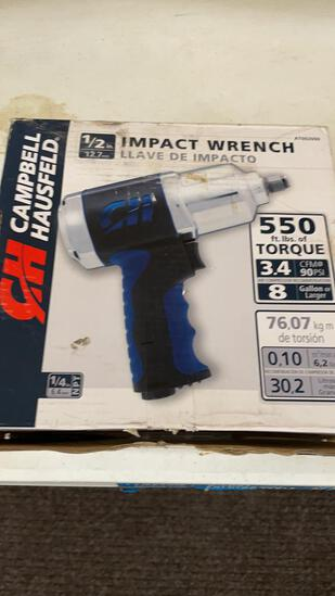 """CH 1/2"""" impact wrench"""