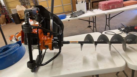 NEW STIHL BT 131 auger