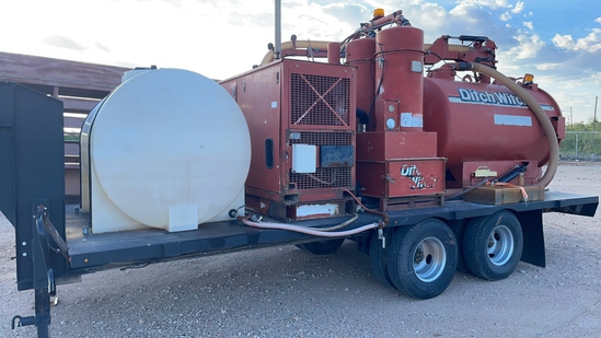 October 16th, Equipment Consignment Auction