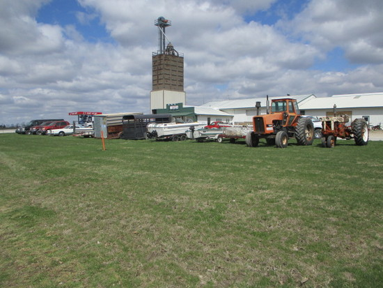 Tractors, Implements, Trailers, Boats, Vehicles