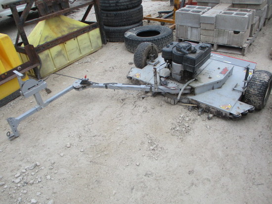 "Polaris 44"" ATV Pull Behind Mower"