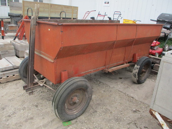 David Bradley Flare Box Wagon