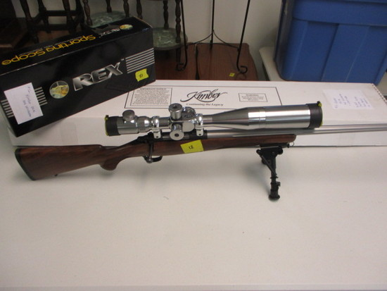 Kimber 84M .308 Winchester Bolt Action