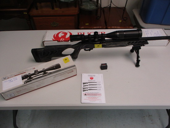 Ruger 10/22 Target Life 22LR Semi-Auto