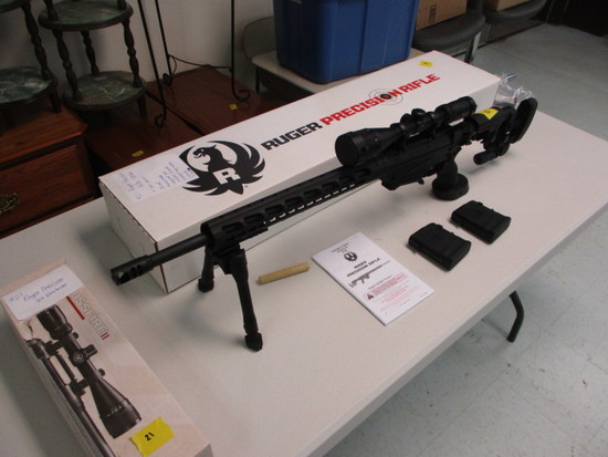 Ruger Precision Rifle .308 Winchester Bolt action
