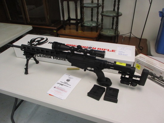 Ruger Precision Rifle 5.56 NATO bolt action