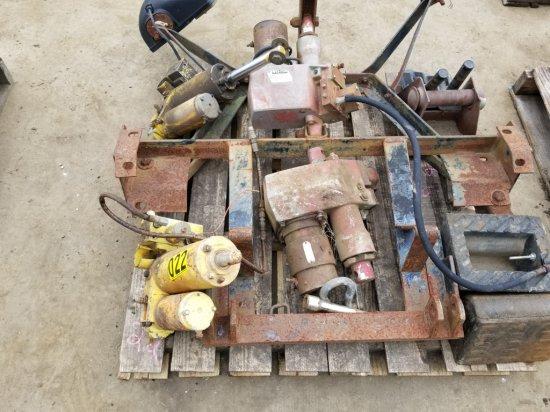 Snow plow pumps misc.