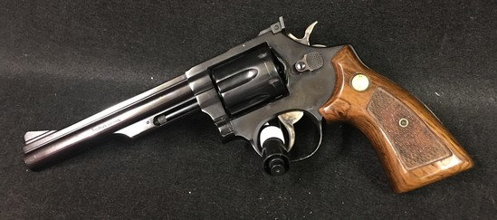 Taurus 357 Magnum Revolver | Firearms & Military Artifacts