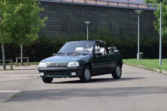 1993 Peugeot 205 RG Cab