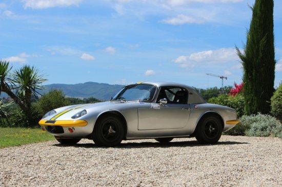 1965 Lotus Elan 26R