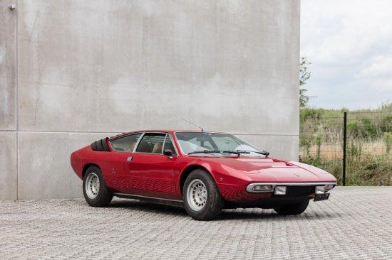 1973 Lamborghini Urraco P250S