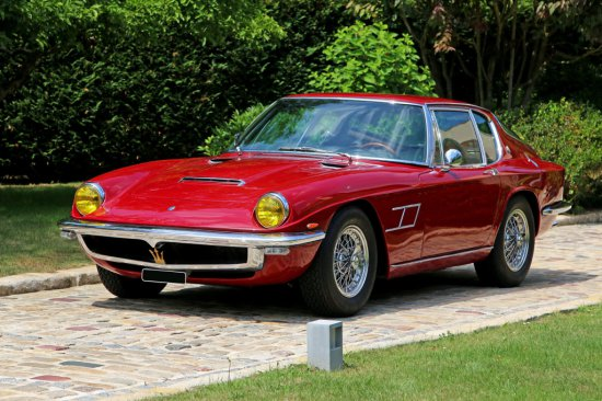 1969 Maserati Mistral 4000