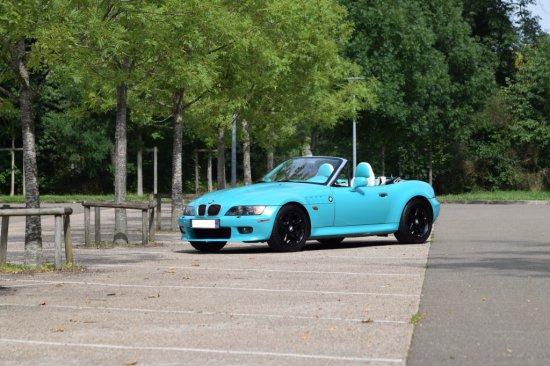 2000 BMW Z3 2,2