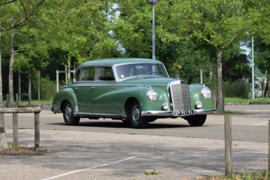 1953 Mercedes-Benz 300 Adenauer
