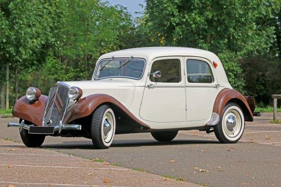 1951 Citroën Traction 11BL
